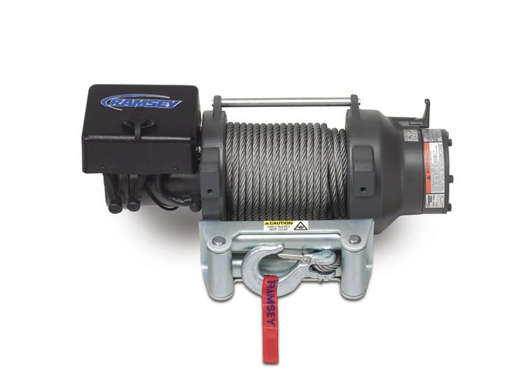 Wiring Diagram For A Ramsey Winch : For ramsey 15000 lb winch wiring diagram wire center u2022